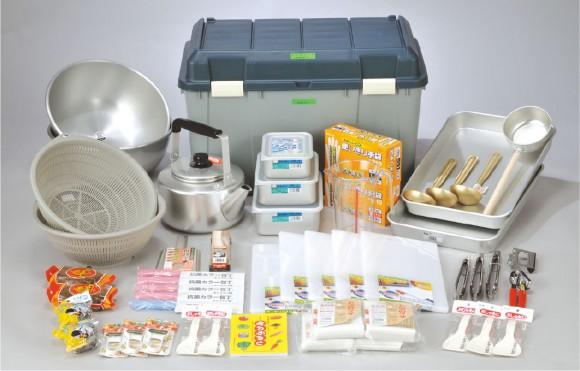 プロ調理用具セット